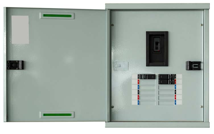 Austin Home Inspection Electrical Box