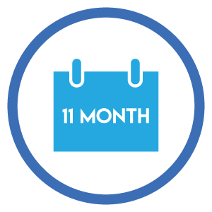 Austin Home Inspection 11 Month Icon